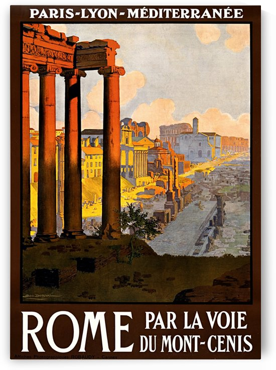 ROME_OSG by One Simple Gallery