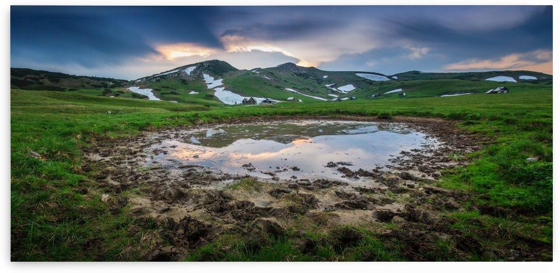 Schneealpe by zoltanduray