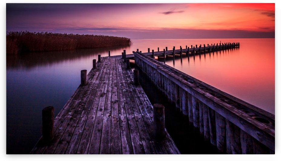 Lake Neusiedl by zoltanduray
