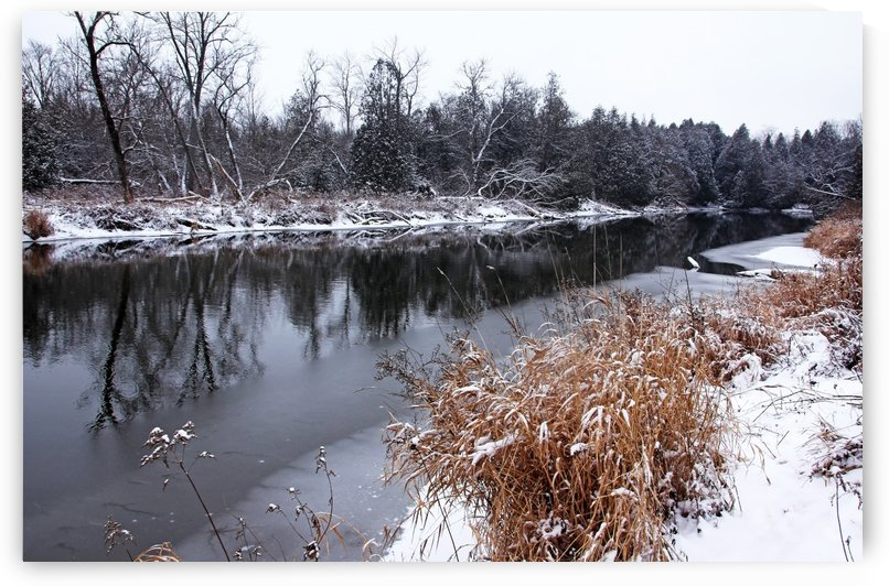 Touch Of Winter by Deb Oppermann
