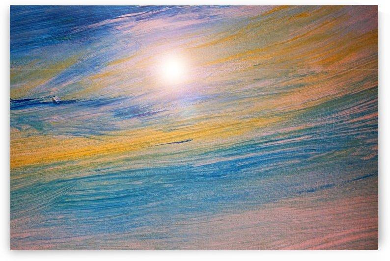 Light of the sky  2 by Pracha Yindee