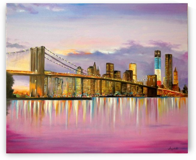 Manhattan by Anna Rita Angiolelli