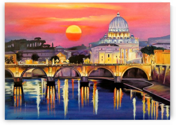 Roma  by Anna Rita Angiolelli