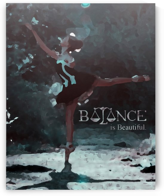 Balance Is Beautiful by ABConcepts