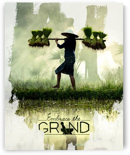 Embrace the Grind by ABConcepts