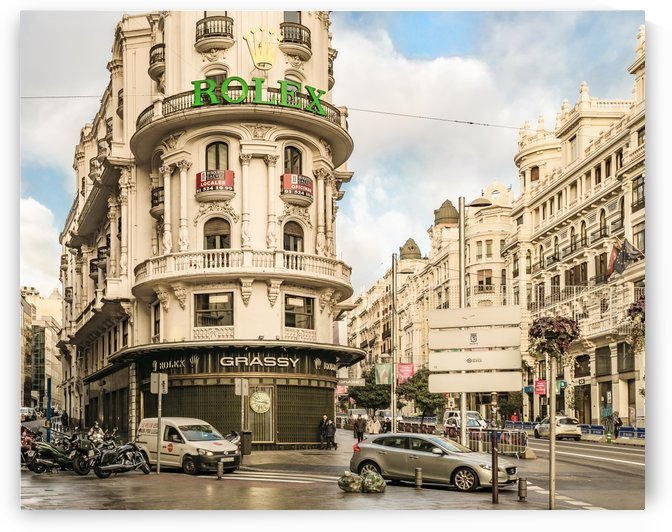 Gran Via Street, Madrid, Spain11 by Daniel Ferreia Leites Ciccarino