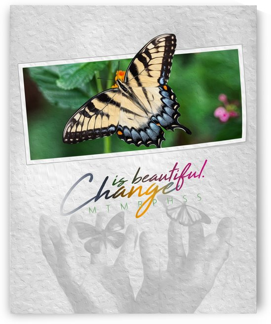 Change Is Beautiful by ABConcepts