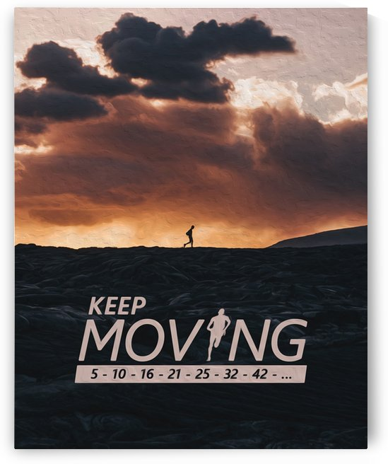Keep Moving by ABConcepts