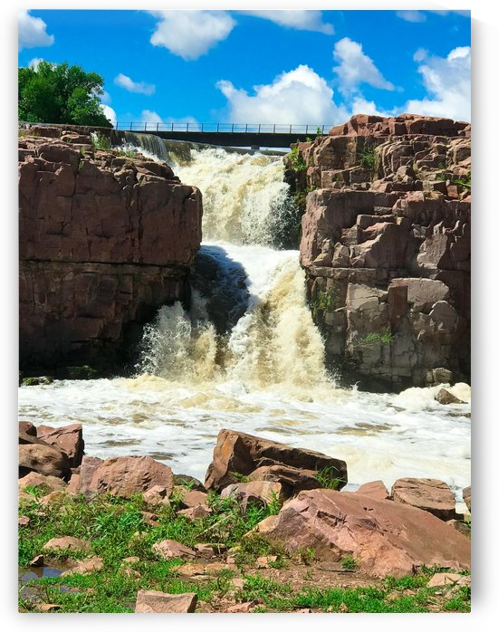 SIOUX FALLS SOUTH DAKOTA by Michael