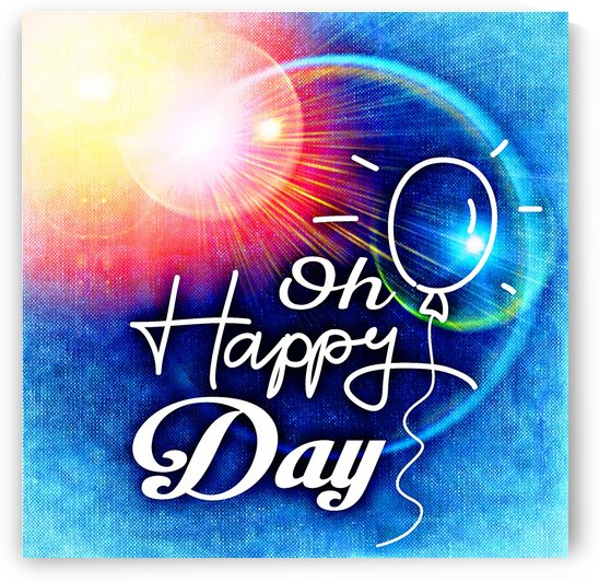 Happy Day_OSG by One Simple Gallery