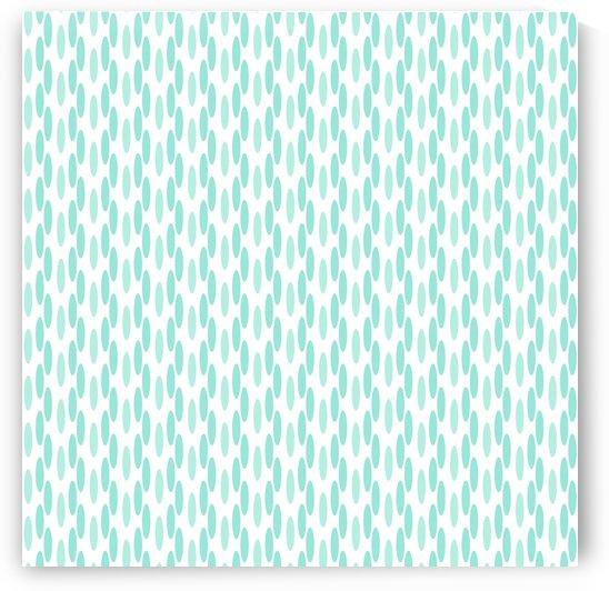 Green Seamless Pattern Background by Rizwana Khan