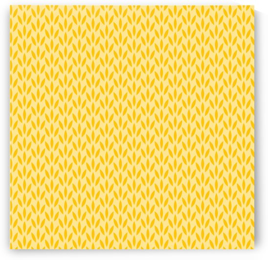 YELLOW Triangle Shape Seamless Pattern Background   by Rizwana Khan