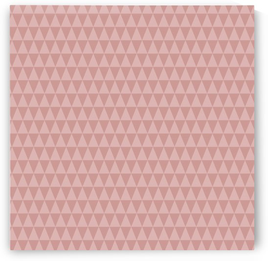 ORANGE Triangle Shape Seamless Pattern Background    by rizu_designs
