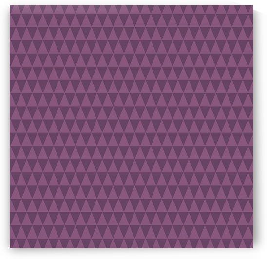Triangle PURPLE Shape Seamless Pattern Background    by Rizwana Khan