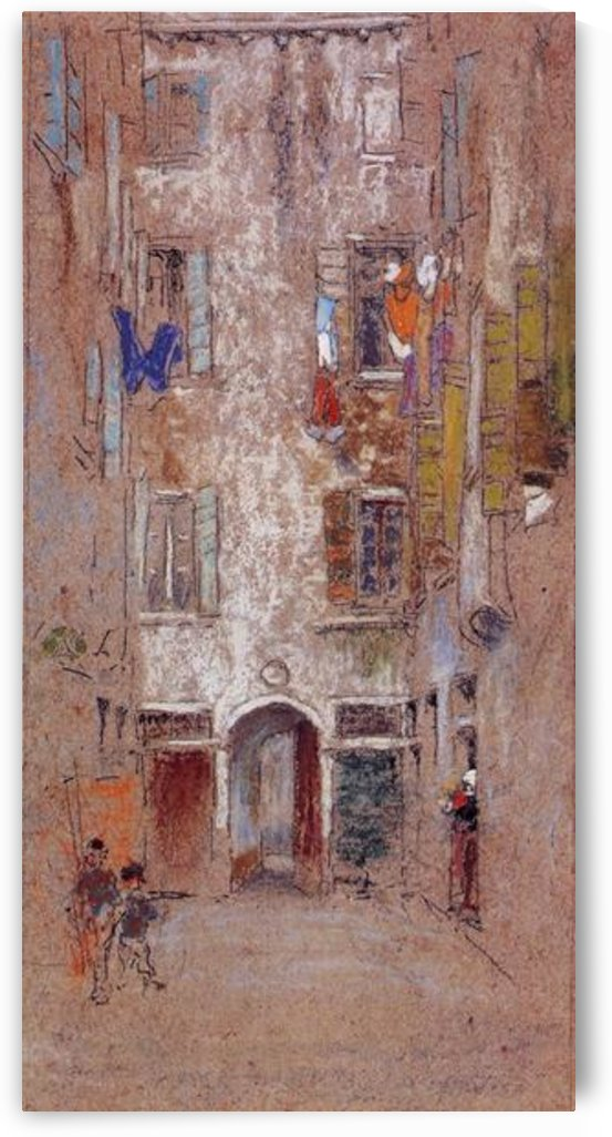 Corte del Paradiso by Whistler by Whistler