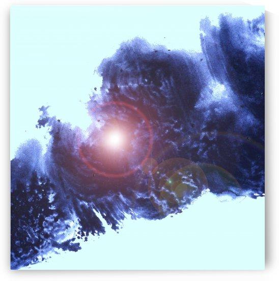 Sun and Cloud by Pracha Yindee