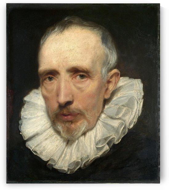 Portrait of Cornelis van der Geest by Anthony van Dyck