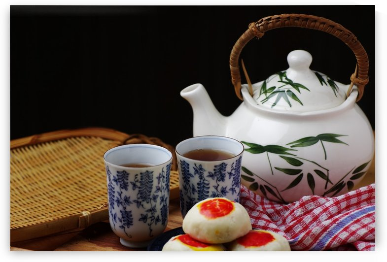 Chinese teatime by Krit of Studio OMG