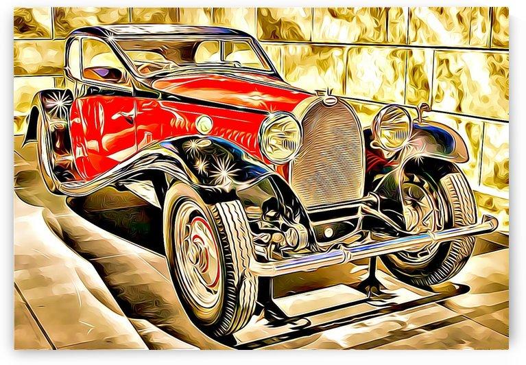bugatti 1932  by MIRIAM