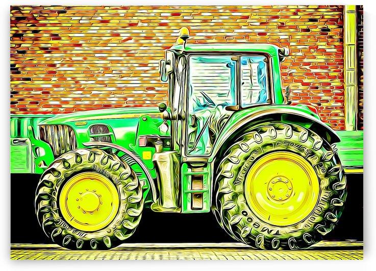 farming equipment by MIRIAM