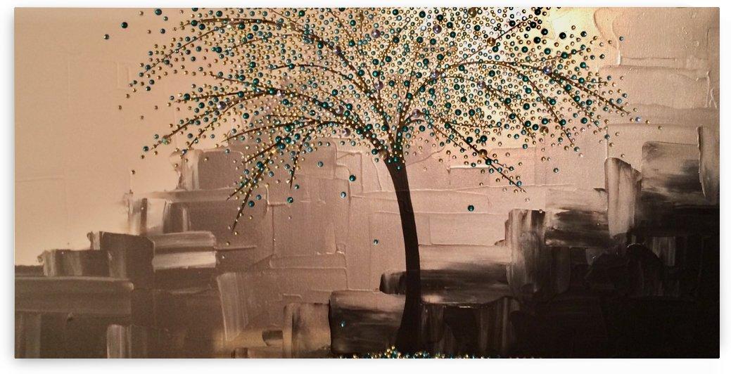 Tree of Treasures by TBOHN PAINTS