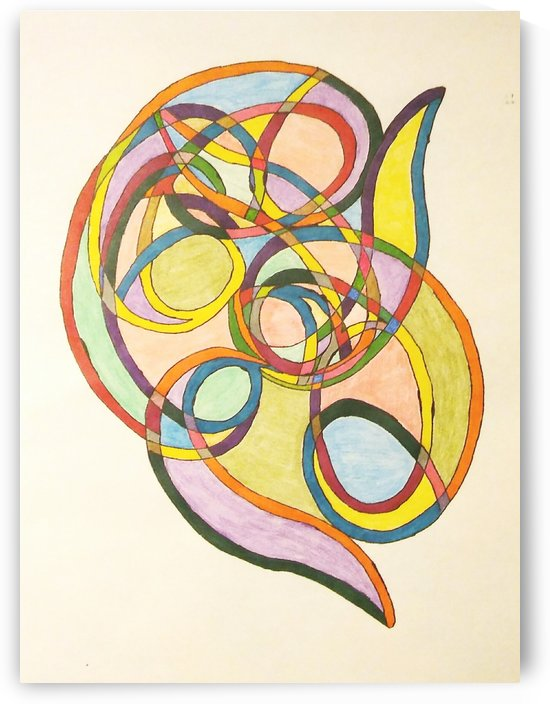Curvy Colors by SarahJo Hawes