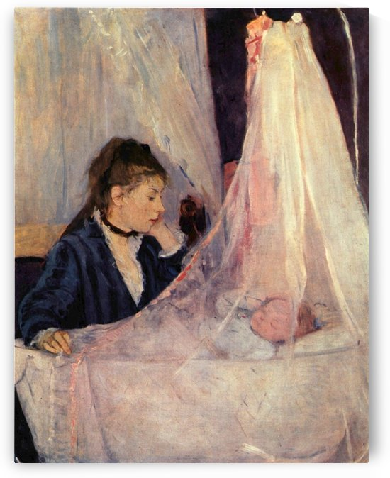 The Kidd by Berthe Morisot