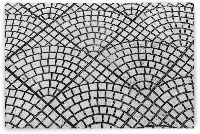 Pattern on floor by Krit of Studio OMG