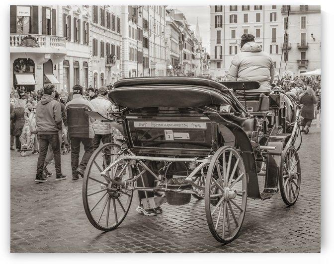 Piazza di Spagna   Rome, Italy by Daniel Ferreia Leites Ciccarino