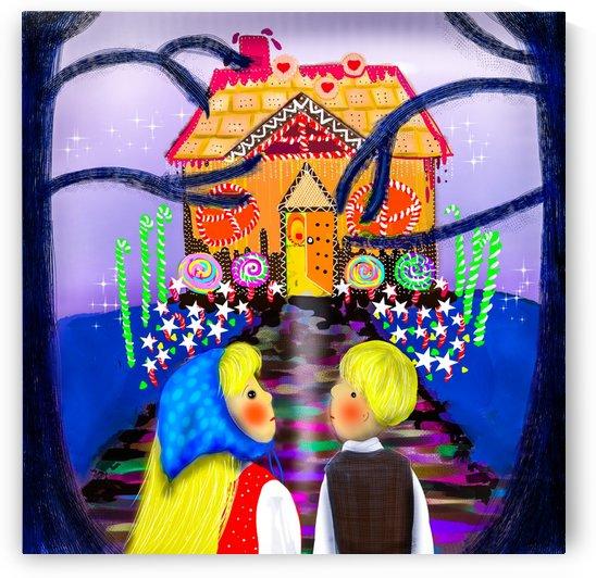 Hansel and Gretel by Su Yi