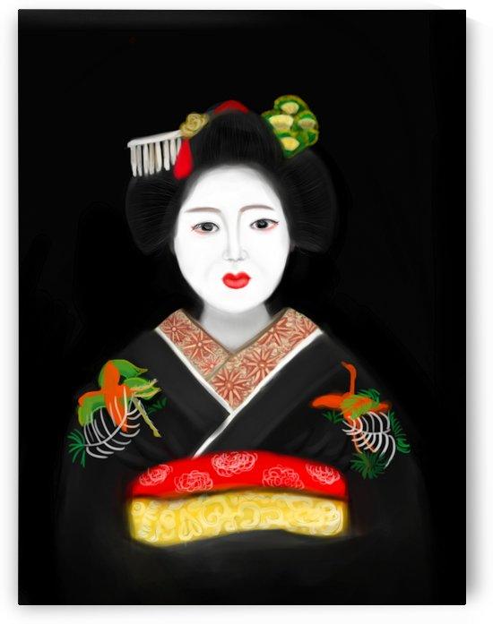 Geisha by Su Yi