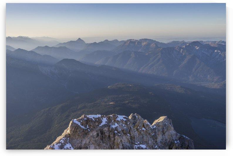 The Alps by Patrice von Collani