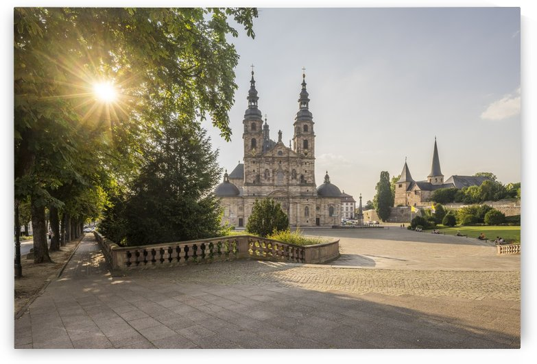 Fulda Cathedral by Patrice von Collani
