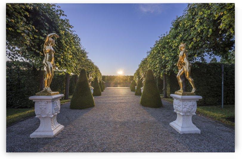 Historical Garden Theater by Patrice von Collani