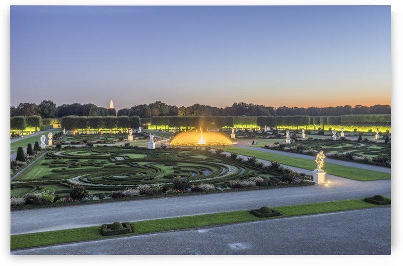 Royal Gardens of Herrenhausen by Patrice von Collani
