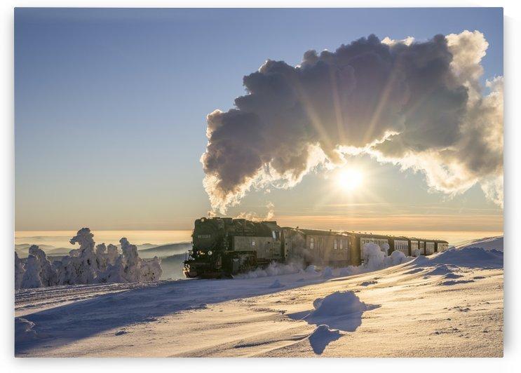 Harz Narrow Gauge Railway by Patrice von Collani