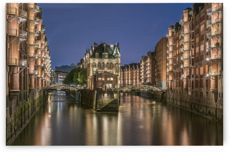 Hamburg Wasserschlösschen by Patrice von Collani