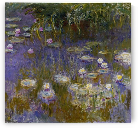 The Waterlilies by Claude Monet