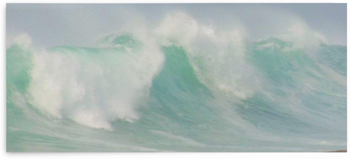 Windy Waves by Linda Peglau