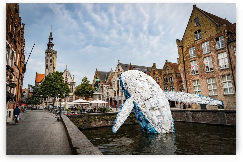 Skyscraper - The Bruges Whale by DanielRobz