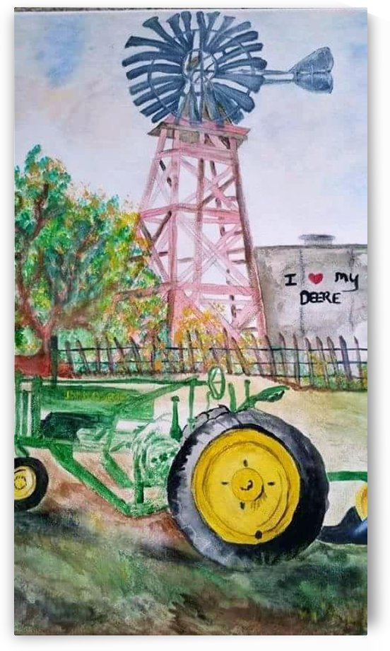 I Love My Deere by Jennifer Lawson