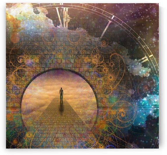 Eternal Journey by Bruce Rolff