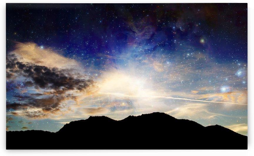Galaxies by Vlad Kochanzhi