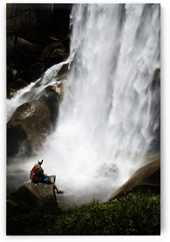 Vernal Falls by Vlad Kochanzhi