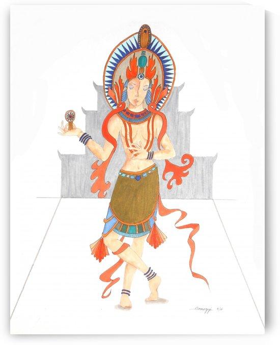 We Are All Goddesses by Jayne Somogy
