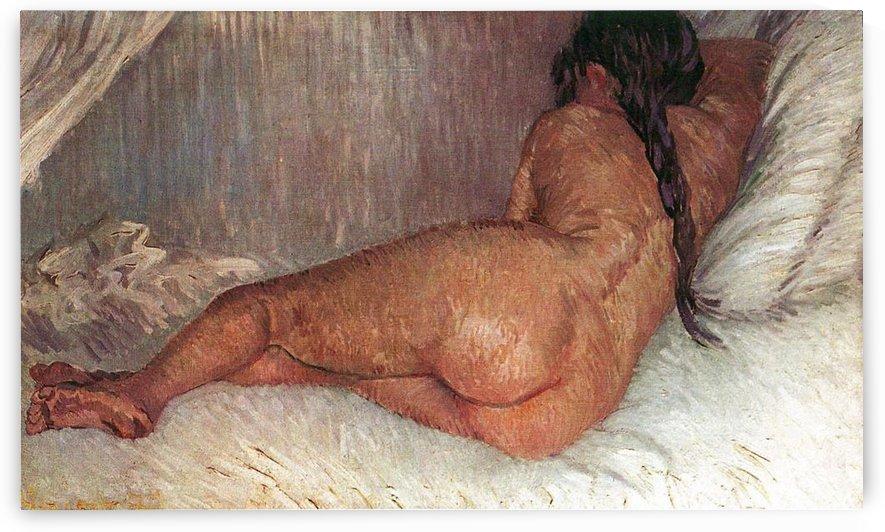 Female Nude by Van Gogh by Van Gogh