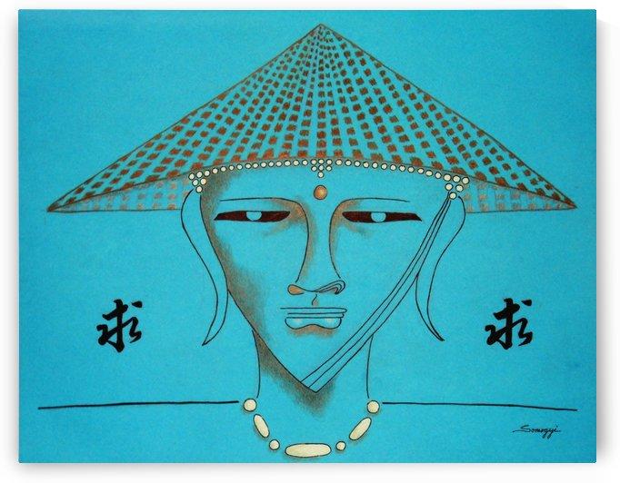 Coolie Buddha by Jayne Somogy
