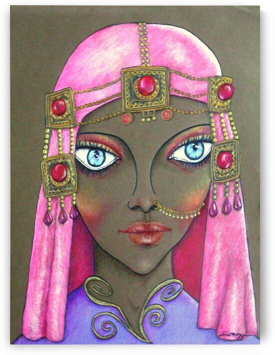Desert Diva by Jayne Somogy