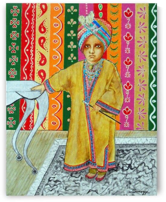 Mini Maharajah by Jayne Somogy