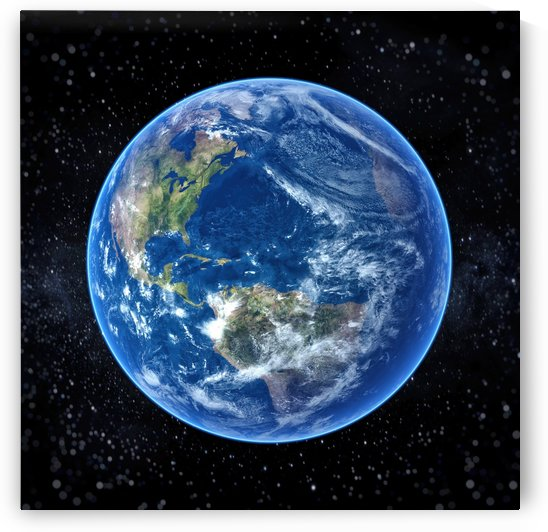 Planet Earth by Art Design Works